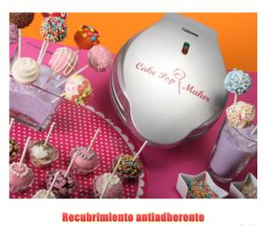 maquina cake pops Tristar-1123